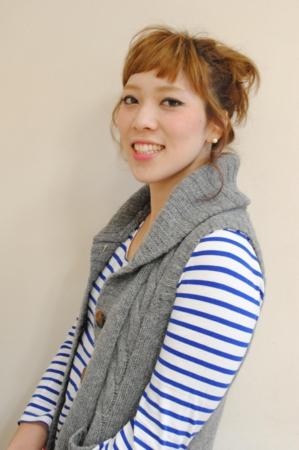 長泉の美容院、美容室で働く美容師の「汲田奈菜」は、牛若丸ジャパン長泉店に所属しています。
