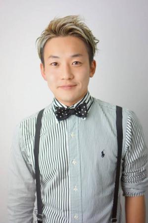 牛若丸シザーズユニバーシティのスタイリスト菊地実(キクチミノル)