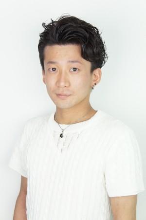 美容師小長谷健