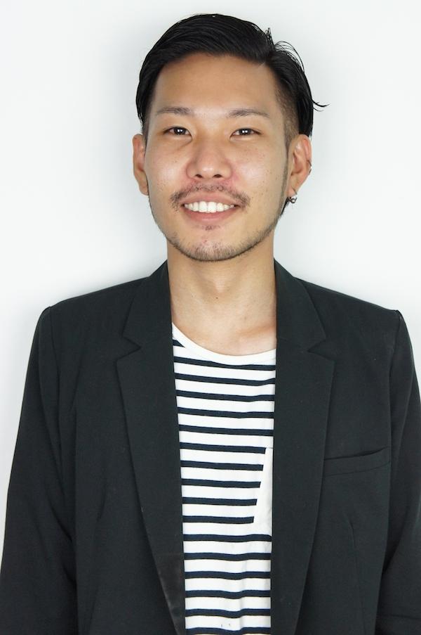裾野市の美容室イースト店の美容師澁谷翔太