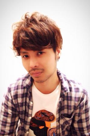 パイレーツushiwakamaru styleのスタイリスト菅井浩太(スガイ コウタ)