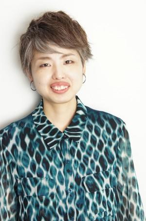 裾野市の美容室イースト店の美容師竹澤史恵