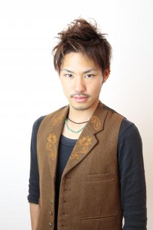 パイレーツushiwakamaru styleのスタイリスト田辺孝太郎(タナベ コウタロウ)