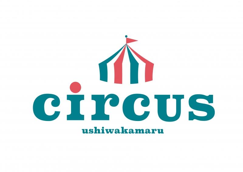 ushiwakamaru circus ロゴ