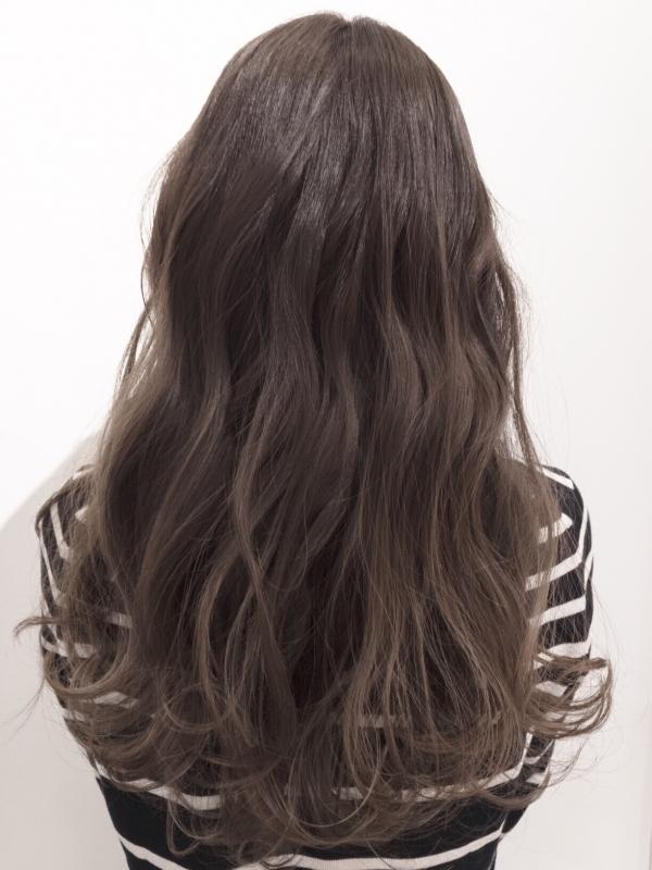 美容師実による春スタイル3