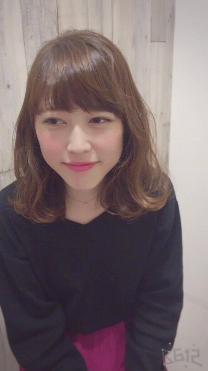 イースト裾野店美容師奈津子