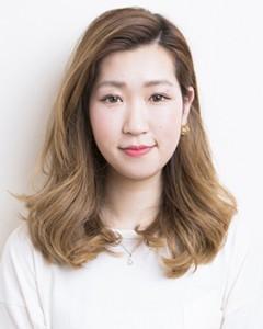 茅生早希2017年入社 美容師見習イ