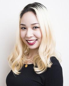 2017年入社美容師見習いの小早川星子