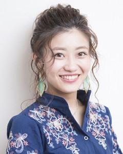 2017年入社美容師見習いの中村水耶