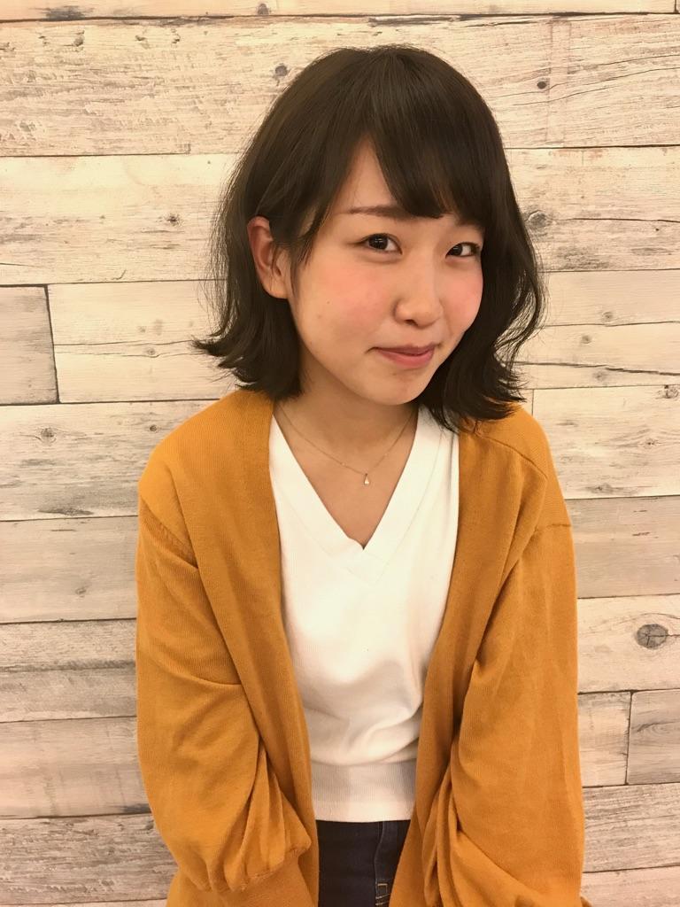 短パン美容師が創る 2017 A/W 大人カワイイボブ