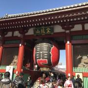 東京観光!!