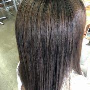 髪質改善!!