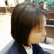 [髪質改善+前髪ストレート]一緒にできますよ
