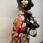 ushiwakamaru の振袖『牛振』