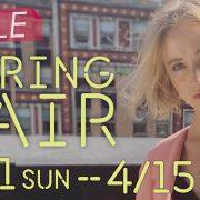 2020 Spring fair