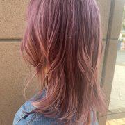 ピンク×ピンク♡